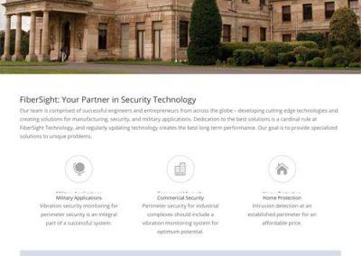 portfolio Fibersight Technology